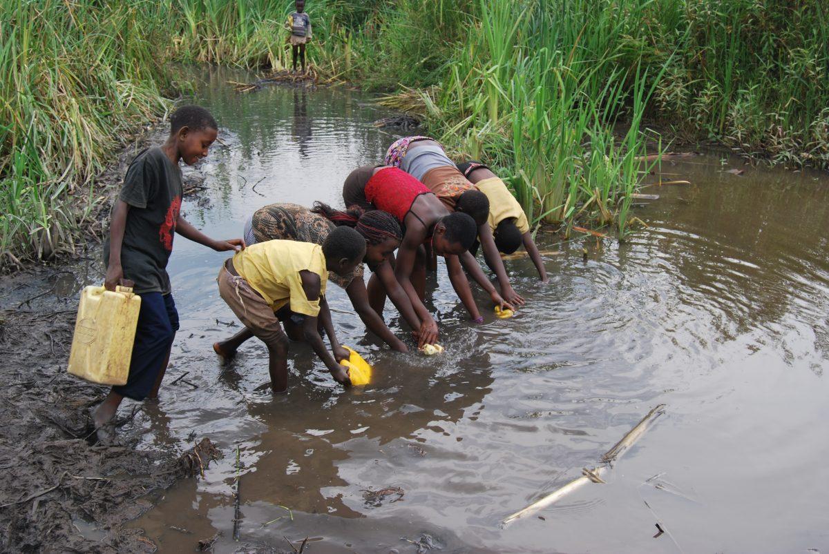 third world water